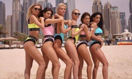 Ioana Grama și prietenele ei luate la ochi de hateri! De ce au plecat fetele singure în Dubai?
