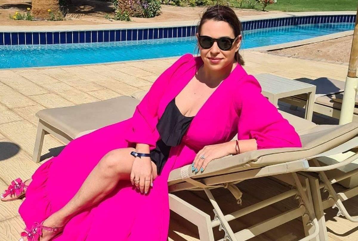 Oana Roman a scos zeci de mii de euro din buzunar pentru vacanța din Egipt