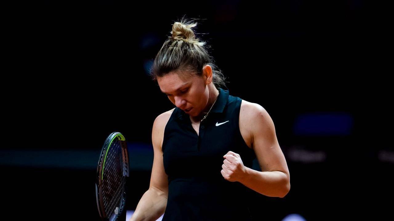 Simona Halep a ajuns în semifinalele turneului WTA Stuttgard! Când are loc meciul pentru calificarea în finală