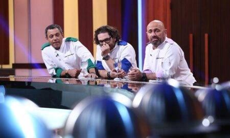 """Nervi și râsete în același timp în platoul """"Chefi la cuțite""""! Bontea cade, Scărlătescu face spectacol"""