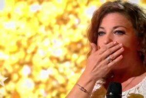 """Cine este femeia care i-a produs din nou Andrei """"pielea de găină""""? Elena Gatcin, direct în semifinale"""