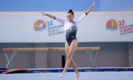Larisa Iordache internată de urgență în spital! Nu va putea participa la finala Campionatului European