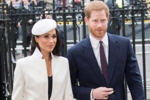 Meghan Markle și Prințul Harry au postat un mesaj emoționant pe conturile lor despre moartea prințului Philip