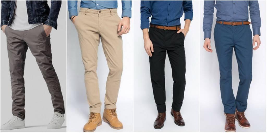 Modele de pantaloni bărbătești care au ajuns să fie la modă vara aceasta