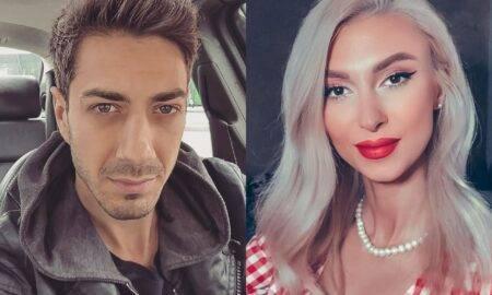 Andreea Bălan se bucură de vacanță alături de Tiberiu Argint. Unde au plecat cei doi?