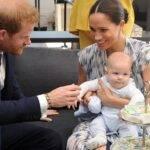 Archie, fiul prințului Harry, și-a uimit tatăl în momentul în care a rostit primele sale cuvinte