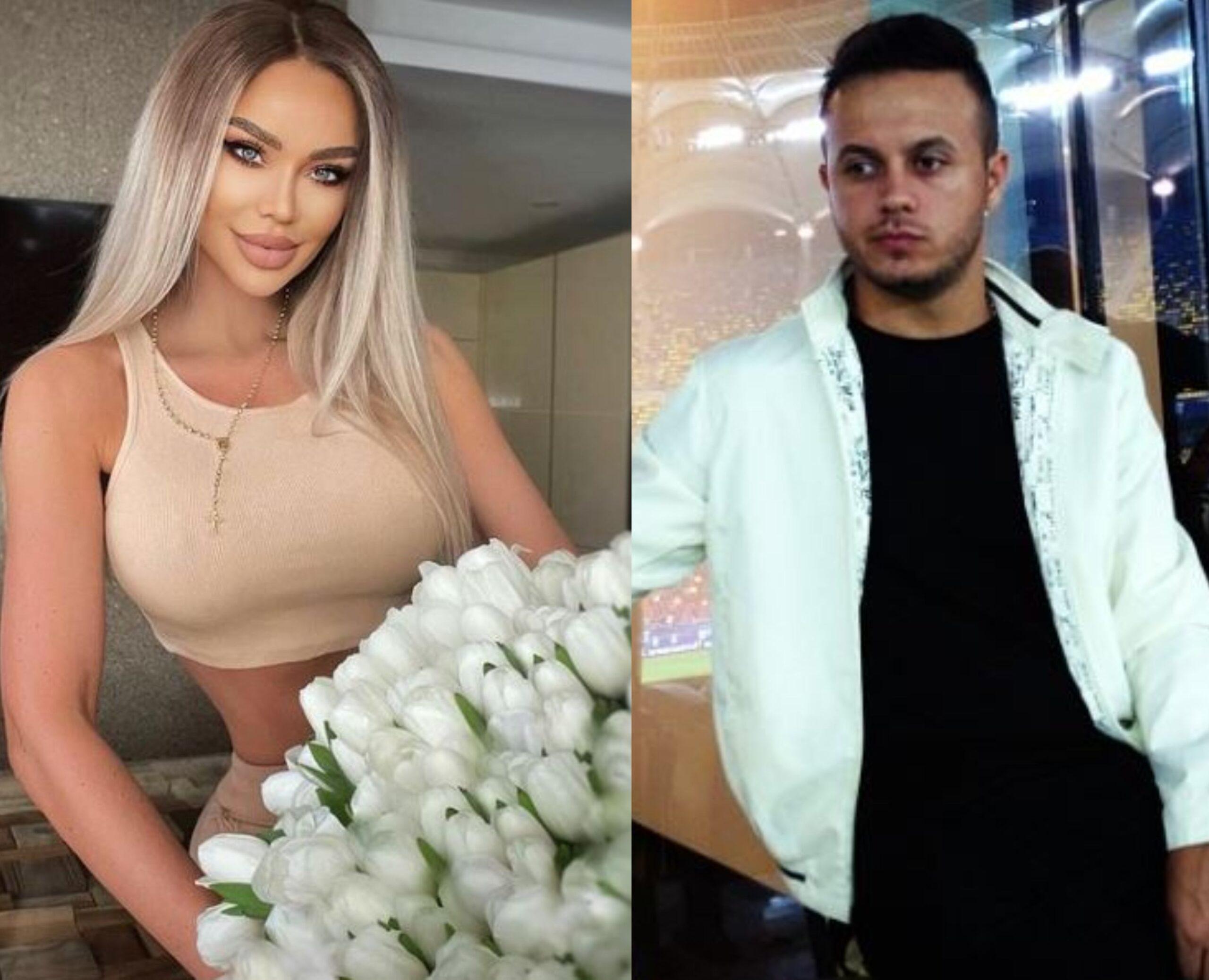 Bianca Drăgușanu și-a recunoscut relația cu Gabi Bădălău! Pentru mult timp, au ținut totul secret