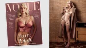 Billie Eilish și-a lăsat fanii cu gura căscată după ce a pozat pentru cei de la Vogue. Artista arată uimitor!