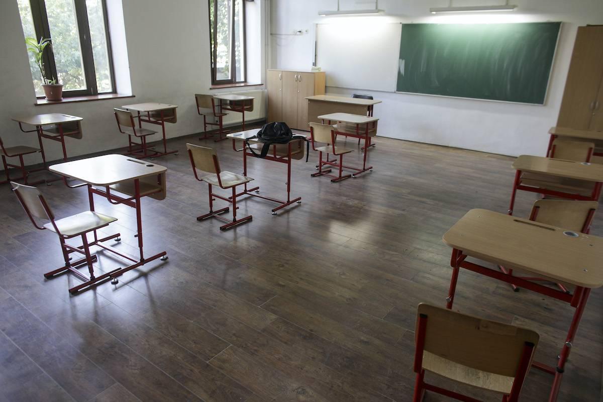 Cruda realitate din România! O școală modernă din Dâmbovița funcționează doar cu șase elevi