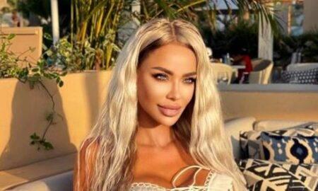 Bianca Drăgușanu vorbește despre operațiile sale estetice. Blondina vrea să își schimbe silicoanele