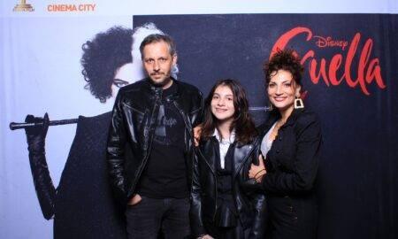 Ioana Ginghină a ieșit pentru prima dată alături de iubitul său și de fiica sa la un film
