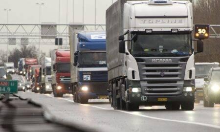Transportatorii din România protestează! Autoritățile le bagă bețe în roate în loc să îi ajute