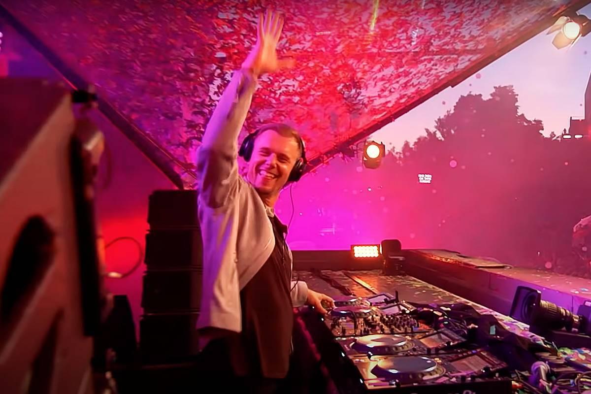 Armin van Buuren vine la București cu un show unic! Iată ce le pregătește românilor
