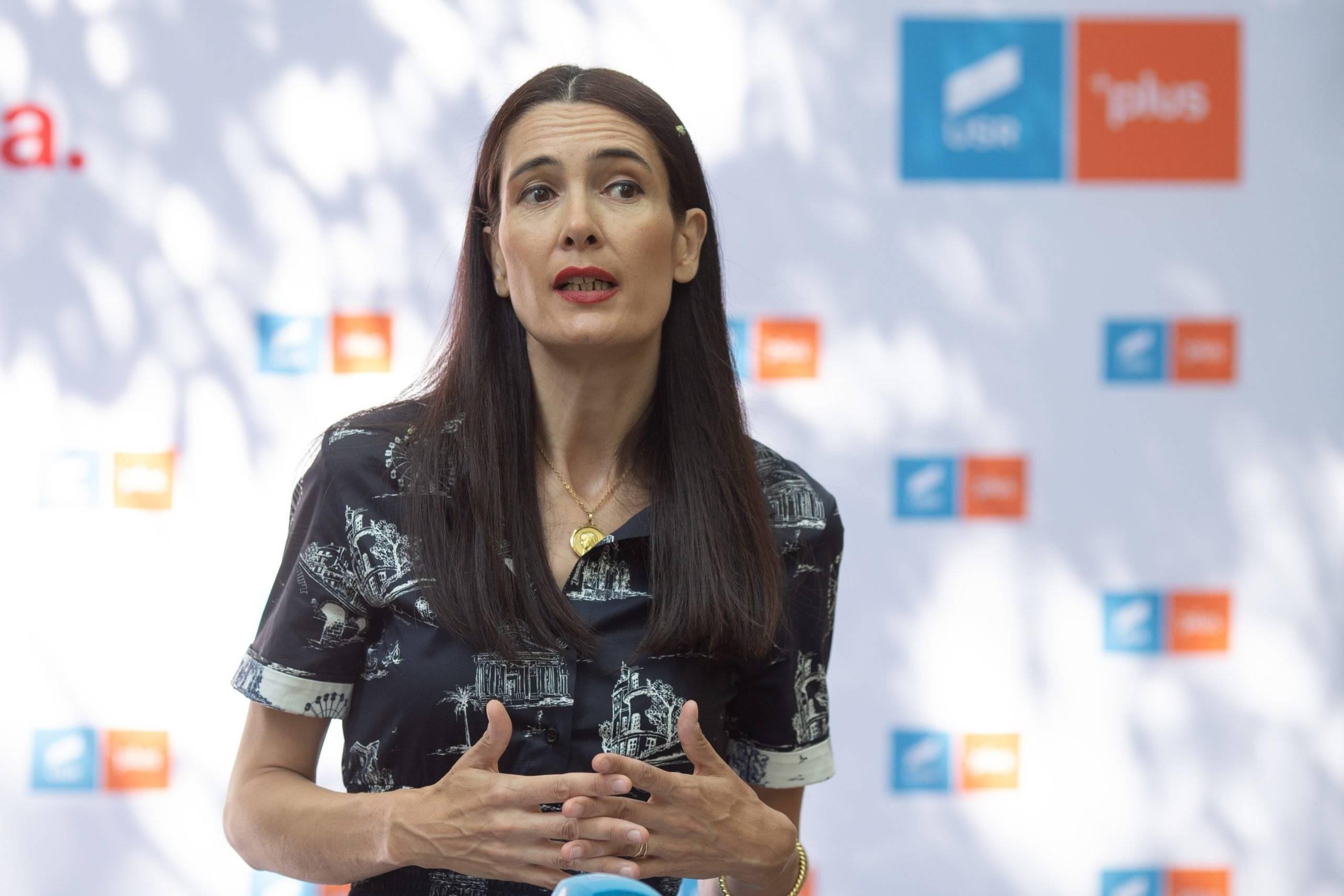 Clotilde Armand minte pe rețele de socializare? Primarul se laudă cu munca altcuiva