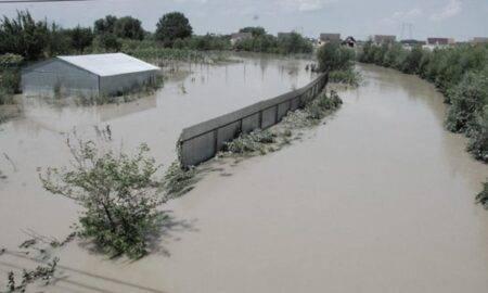 România, sub o nouă avertizare de inundații