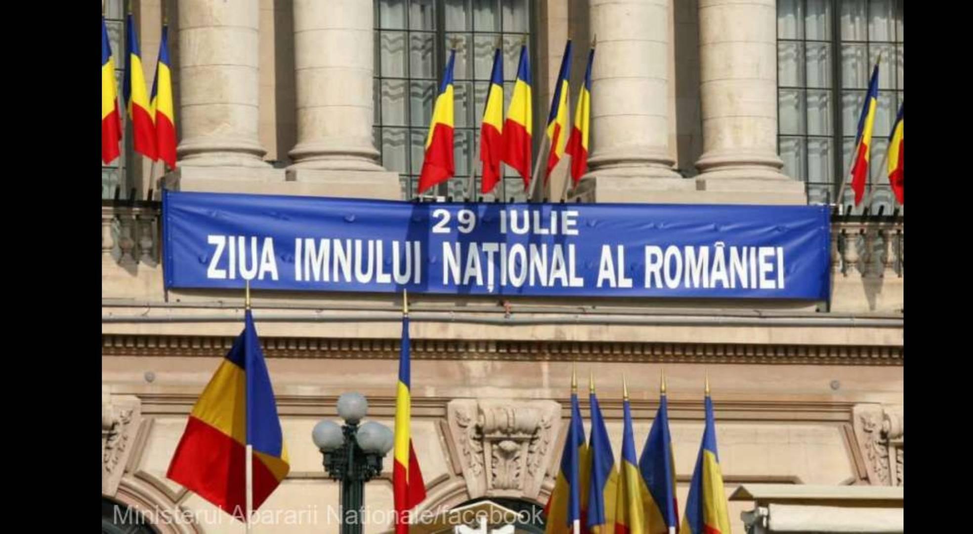 Ziua Imnului Naţional, sărbătorită în România