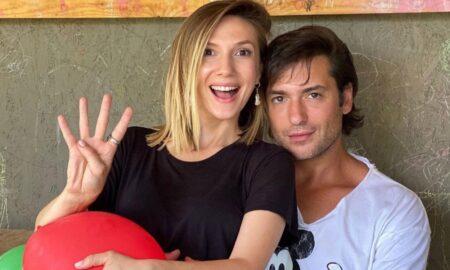 Adela Popescu și Radu Vâlcan au devenit din nou părinți!Primele imagini cu fiul lor au fost postate pe internet