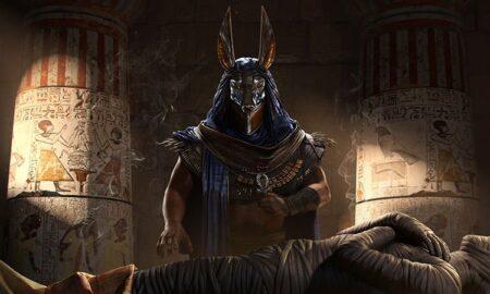 Anubis, zeul morții și protectorul celor trecuți în neființă. Legenda divinității șacal a egiptenilor
