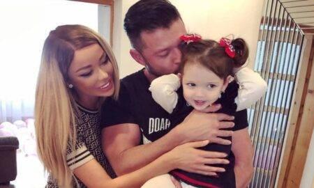 Fiica Biancăi Drăgușanu are probleme de sănătate. Micuța și-a  îngrijorat familia