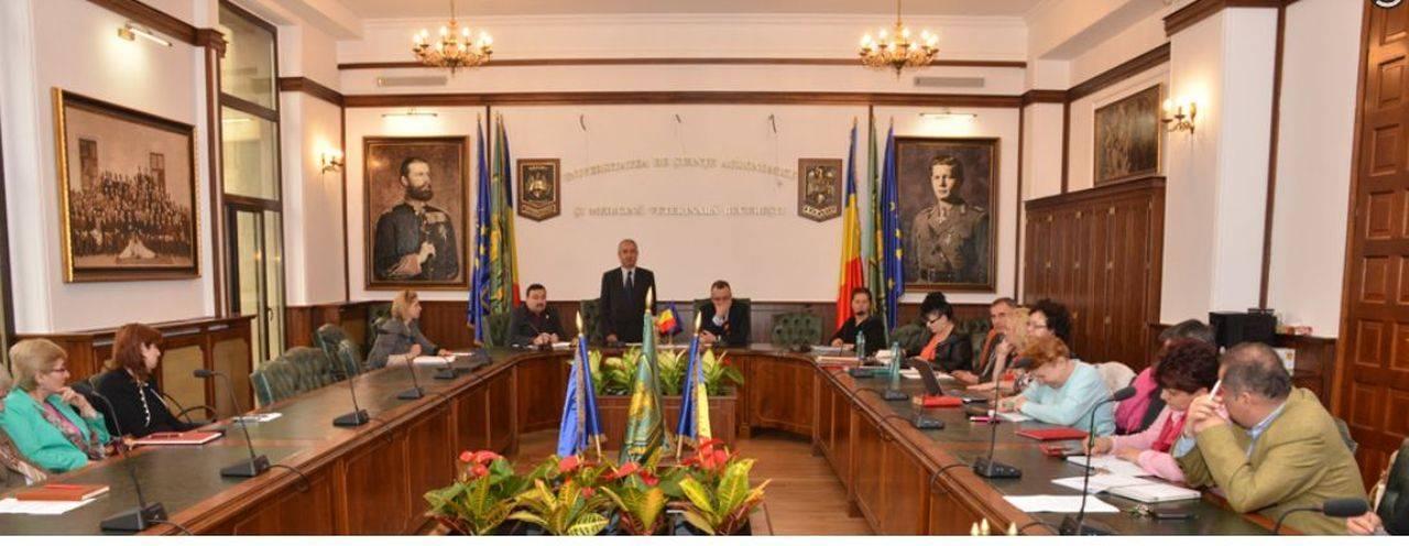 Președintele Senatului Universității de Agronomie a fost găsit spânzurat