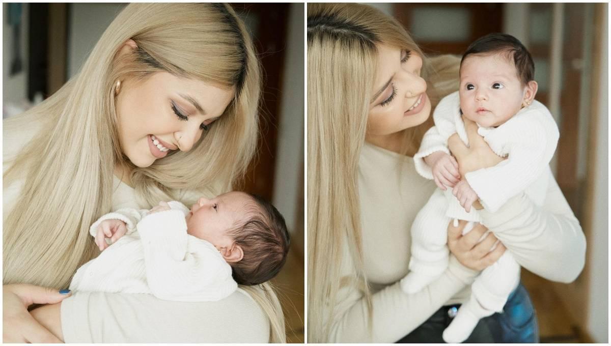 Irina Deaconescu a ajuns cu Victoria la spital. Toată familia are probleme de sănătate de câteva zile bune