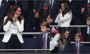 Kate Middleton a impresionat pe toată lumea în momentul în care a apărut la finala Euro 2020