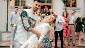Liviu Teodorescu și Iulia au avut parte de cea mai frumoasă nuntă din această vară