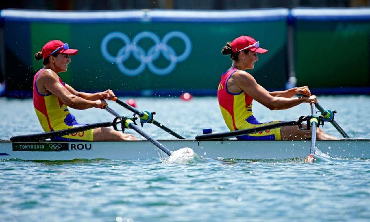 Trei echipaje de canotaj din România, calificate în semifinalele de la Tokyo