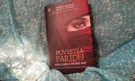 """""""Povestea Faridei, fata care a învins ISIS"""" – Farida Khalaf"""