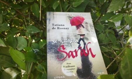 """Se numea Sarah"" – Tatiana de Rosnay"