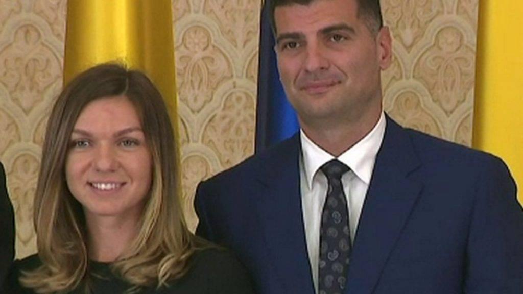 Simona Halep și actualul ei soț au avut parte de o nuntă ca în povești. Cine sunt nașii celor doi?