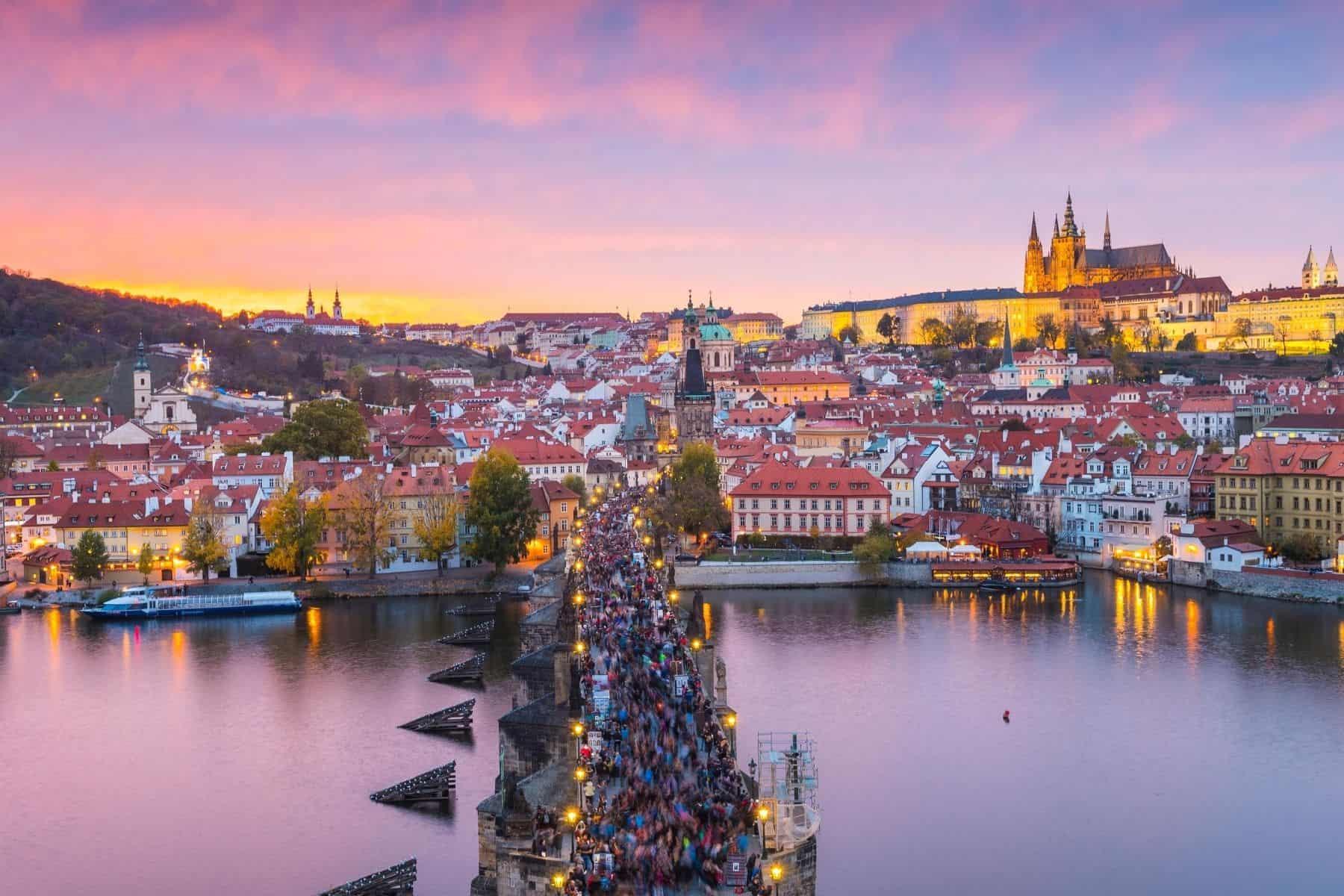 Top 5 cele mai frumoase orașe se vizitat din Europa de Est