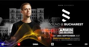 Armin van Buuren - un nou show de excepție la București
