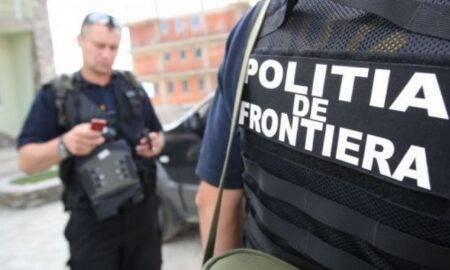 Peste 20 de migranți asiatici, prinși în timp ce încercau să intre ilegal în România