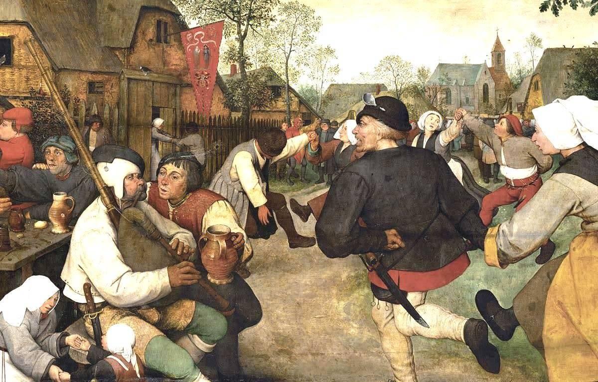 """""""Ciuma dansului"""", cea mai ciudată epidemie din întreaga istorie"""