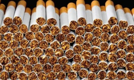 Mai bine de jumătate de milion de țigarete, confiscate în România