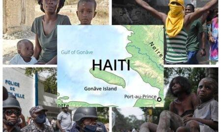 Haiti: locul în care te naști doar ca să mori. Povestea unui neam lovit de războaie, holeră și blesteme