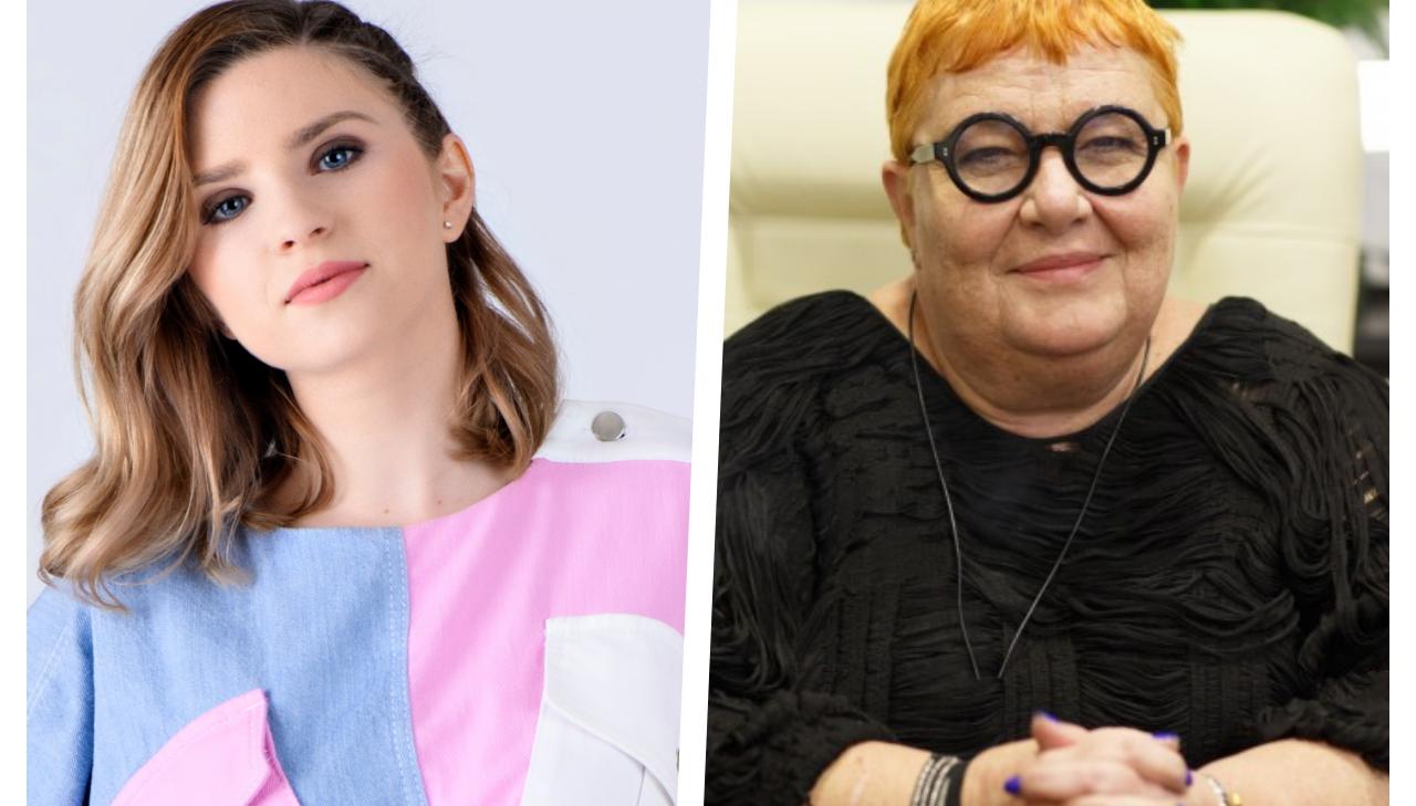 Cristina Ciobănașu, despre relația cu Ruxandra Ion - mama adoptivă și producătoarea serialelor în care joacă