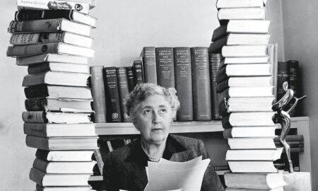 Top 3 cărți scrise de Agatha Christie