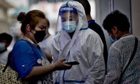 Autoritățile din China din nou în alertă. Sute de mii de persoane puse în carantină din cauza variantei Delta