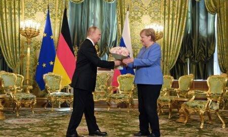 Merkel, întâlnire cu Putin, pentru ultima dată în calitate de cancelar. Afganistan și Navalny printre subiecte