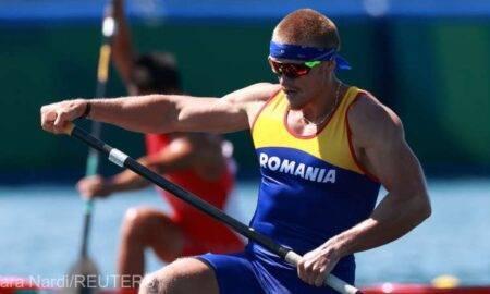 Sportivul român Cătălin Chirilă s-a calificat în marea finală la Kaiac – Canoe