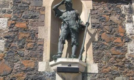 Alexander Selkirk, adevăratul Robinson Crusoe