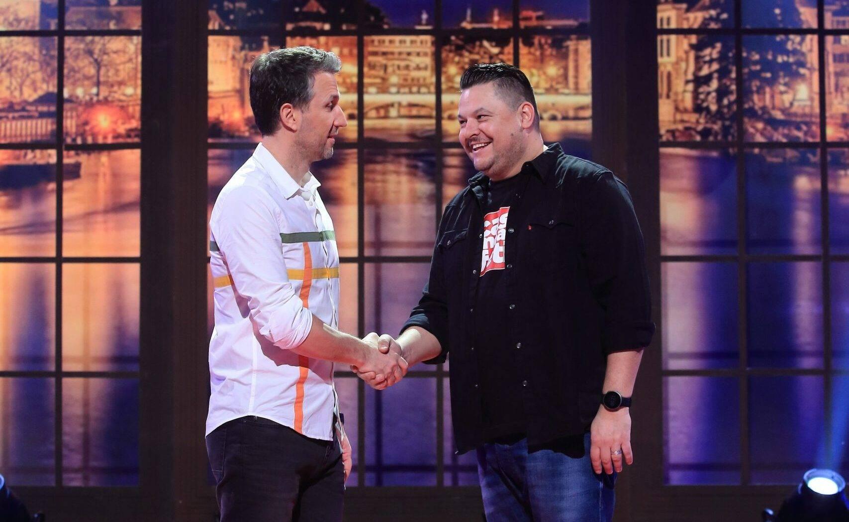"""Andi Moisescu, din nou prezentator la emisiunea """"Pe bune?!"""". Ce rol va avea de acum Mihai Bobonete?"""