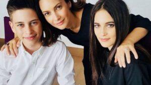 Andreea Berecleanu în rolul de mamă. Cum se înțelege prezentatoarea cu cei doi copii ai săi?