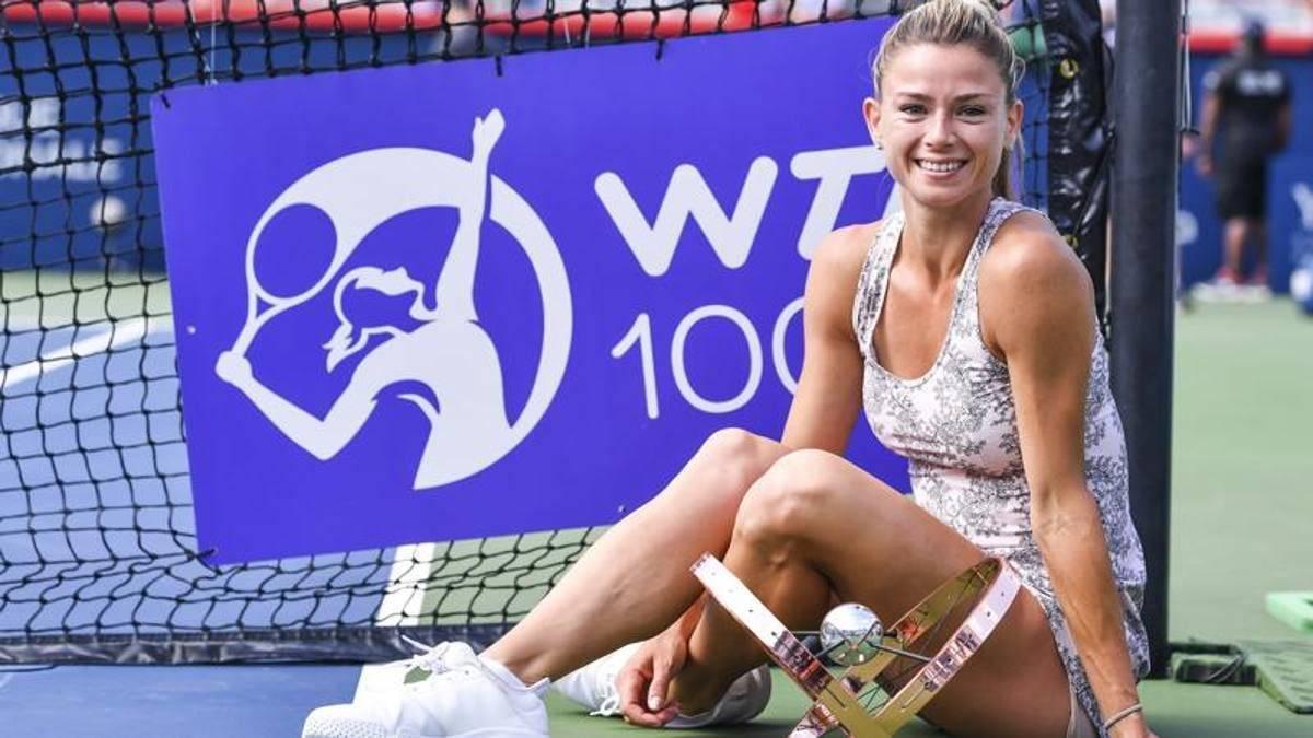 Surpriză de proporții! Camila Giorgi a învins-o pe Karolina Pliskova în finala turneului WTA