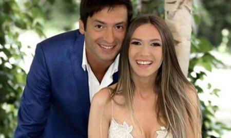 Cum și-au botezat Adela Popescu și Radu Vâlcan bebelușul? Prezentatorul a făcut anunțul