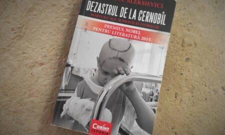 """""""Dezastrul de la Cernobîl"""", de Svetlana Alekievich"""