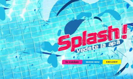 """Aceasta este lista cu cei 12 concurenți care vor participa la următorul sezon """"Splash! Vedete la apă"""""""