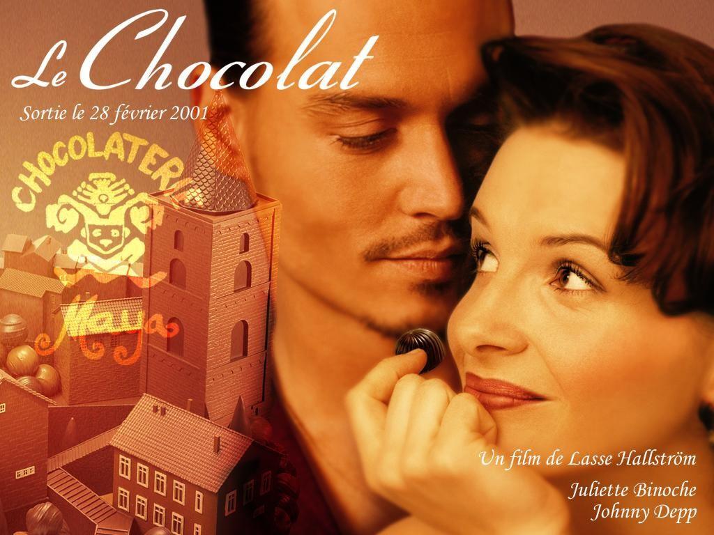 """Filmul """"Chocolat"""", o capodoperă a spațiului mediteranean. Dragostea și ciocolata, împletite în arome deosebite"""